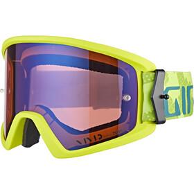 Giro Tazz MTB Gafas, citron fanatic/vivid trail/clear